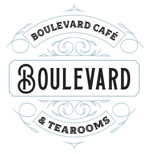 Boulevard Cafe  & tearooms logo