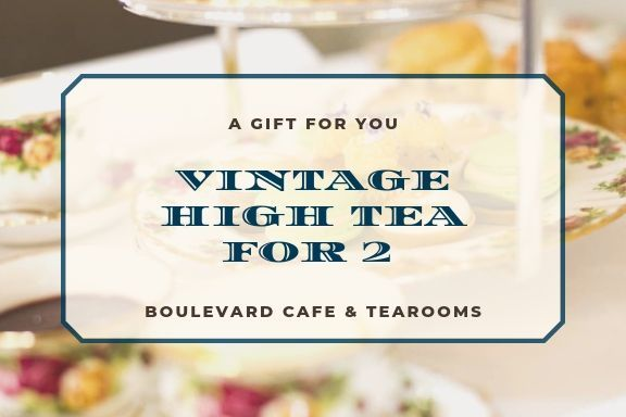 Boulevard Cafe Woodvale Gift Voucher
