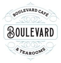 Boulevard Cafe & Tearooms logo